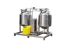 CIP Cleaning And Sterilizing Equipment
